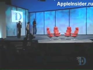 Интервью Стива Джобса и Билла Гейтса - Часть 1