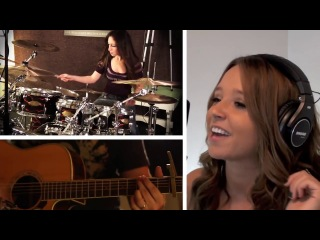 Pumped Up Kicks Collab - Foster The People Cover by Emily Harder & Co.