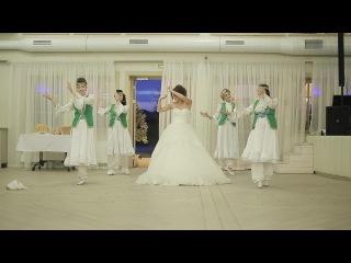 Танец невесты и подружек (Башкирско-татарский танец)