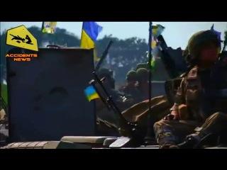 АТО! НацГвардия: Отчет из фронта по Луганску за 11 Июля. Украина новости сегодня