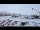 Гонки в Азнакаево 2 день 1 заезд