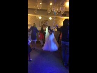 моя свадьба;армянские танцы)