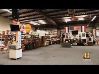 Сокровища Барри | Телеканал HISTORY