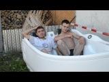 ice bucket challeng Віталік Нацюк і Олександр Гненюк