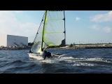 Saint-P Water x 49er Yacht Team Nikolay Chernikov & Artem Basalkin