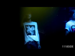 [FANCAM][140823] B1A4 - This Time is Over (Jinyoung focus) @