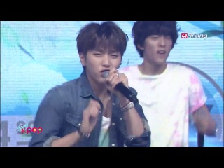 [PERF][140801] B1A4 - SOLO DAY @ Simply K-Pop