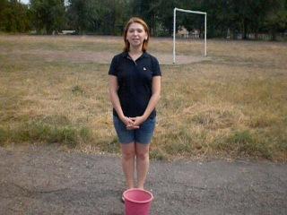 IceBucketChallenge: Катерина Привалко