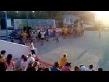 Вита-Посейдон 5-ый квартал, 25-ый город, 3 смена 2014 год:* Перетягивание каната)