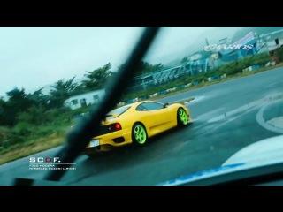 Ferrari 360 Modena Drifting in SCSF