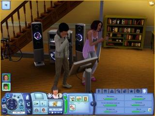 Dan Balan И Мишель Микус-The Sims 3(Райские Острова) #2