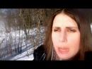 Almina Lebedeva: зелёная звезда 2013 (замедленная секунда) HD