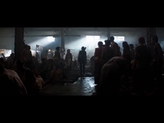 Дублированный тизер-трейлер фильма «Голодные Игры:Сойка-Пересмешница Часть 1»