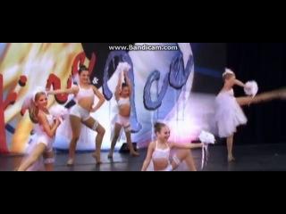 Dance moms - group dance - head over heels (s2e8)