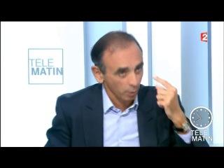 """Zemmour : """"Tout un pays, toutes ses élites, toute sa culture se sont mis au service de la destruction de la France"""""""
