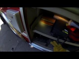 Спасение котёнка после пожара II GoPro Video from Pinnacle Studiovideo.mail.ru