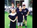 소냐.선배님과 샤이니 키가 아이스버킷 챌린지에 참여하게되었습니다 . 지목해주셔서 감사드리고 이렇게 뜻깊은 운동에 참여하게되어서 영광입니다 저