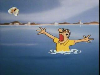 Дятел Вуди (Woody Woodpecker) - Ни хвоста, ни чешуи (165 Серия)