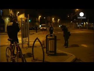 """Франция: Исламист с криками""""Аллах Акбар"""" ездил по улицам и намеренно давил прохожих.."""