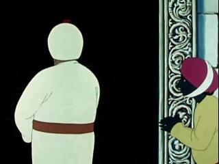 фрагмент из советского мультфильма