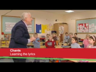 Playway to English 2 Teacher Training Film - 05 Chants