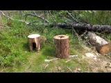 Огненная лесная мебель часть первая