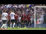24.08.14 | «Тоттенхэм Хотспур» - «Куинз Парк Рейнджерс» 4:0 | Гол Дайера