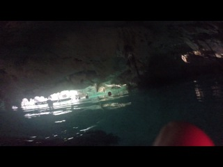 Grand senod .Одна из пещер
