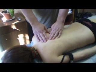 Статические и динамические нагрузки в процессе массажа