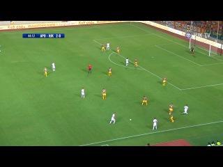61 CL-2014/2015 APOEL Nikosia - HJK Helsinki 2:0 (06.08.2014) HL