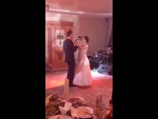 свадебный танец моей Сашули с Лешиком