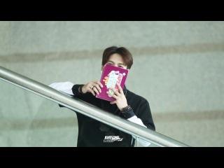 [Фанкам] 140716 Джексон @ After School Club