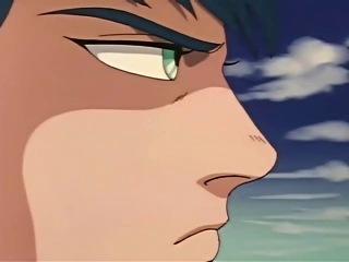 Бронированные воины Вотомы - Сияющая Ересь / Soukou Kihei Votoms - Kakuyaku taru Itan OVA - 3 серия [Azazel Viki] [1994] [SHIZA.TV]