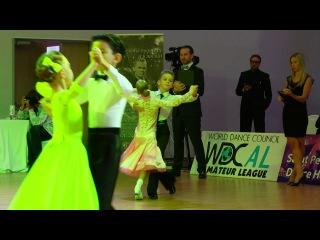 Тимофей Метёлкин-Оксана Осипова. Победители турнира