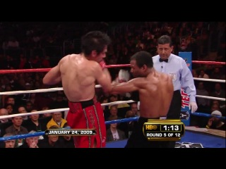 Бокс. Шейн Мозли vs. Антонио Маргарито (24.01.2009) 720p (Вл. Гендлин ст.)