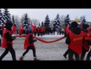 Передача Знамени Победы от Жирятинского района Выгоничскому району