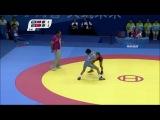 Греко-римская борьба (категория 42 кг). Олимпийские Игры среди юниоров. 2014 год.