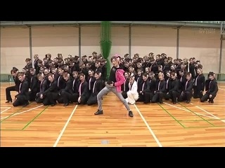 Takarazuka 100th Anniversary Great Sports Day, 07.10.2014, Osaka Castle Hall Stadium