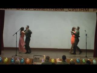 Поёт Пётр Тимонин на полковом празднике Спасибо за службу, солдаты России! осень 2013 год в\ч 48404