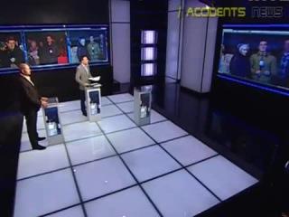 Казус на укр телевидении в прямом эфире. Жителей Донбасса прервали когда они стали говорить кто их убивает