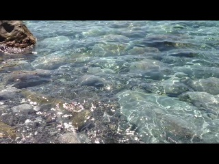 Гурзуф. Море. 1 августа 2014