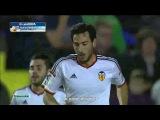 Леванте - Валенсия, 2-1, Ла Лига 2014-2015, 12 тур