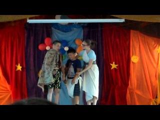 1 отряд представление оряда спартанский кефирчик