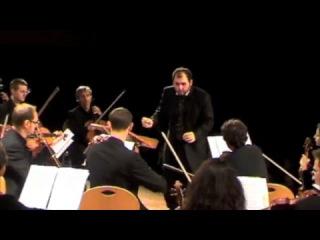 Эдвард Мирзоян - Симфония для струнного оркестра и литавр II. Allegretto ma non troppo