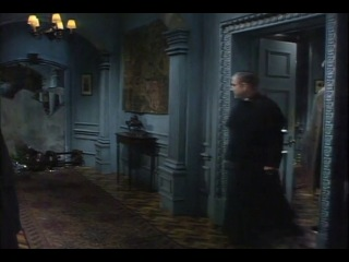 Father Brown (1974). E06. The Mirror of the Magistrate.