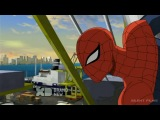 Совершенный Человек-Паук: Паутинные Воины. 3 Сезон 3 Серия [Silent Films]