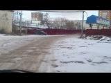 Drift on russian UAZ-BUHAZ Vitaly Krasikoff