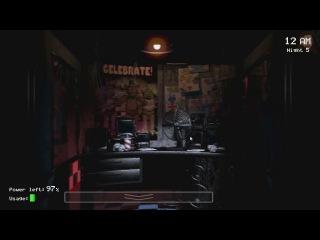 5 НОЧЕЙ, И ПЛЮС ВЕБКАМЕРА (Five Nights at Freddy's) #4
