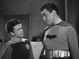 Бэтмен / Batman (1943) | 9 серия из 15 | The Sign of the Sphinx / Знак Сфинкса