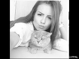 Anna și pisica))(Anna and the cat))